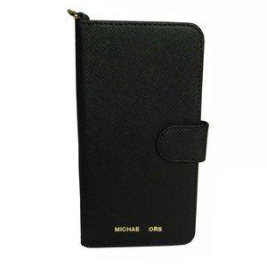 Michael Kors Electronic Leather Folio Phone Case f